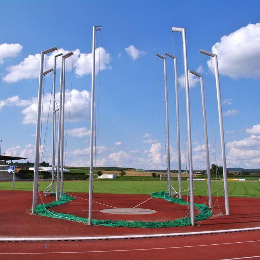 Leichtathletikanlage