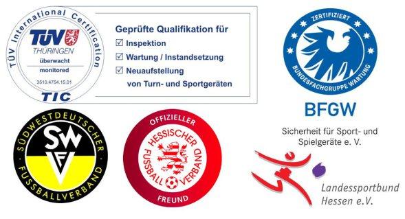 Zertifikate und Partner